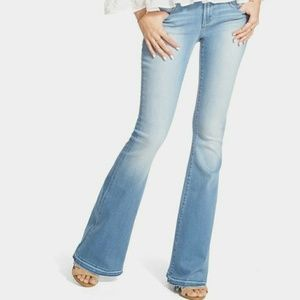 Articles of Society flare blue jeans by Nordstrom